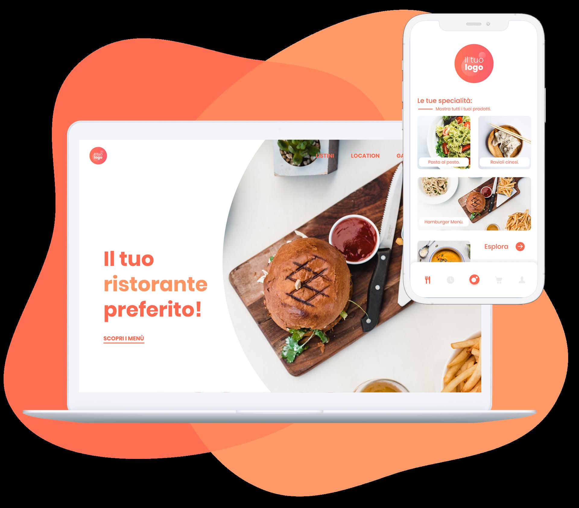 Purpleat vendi online con la tua App personalizzata