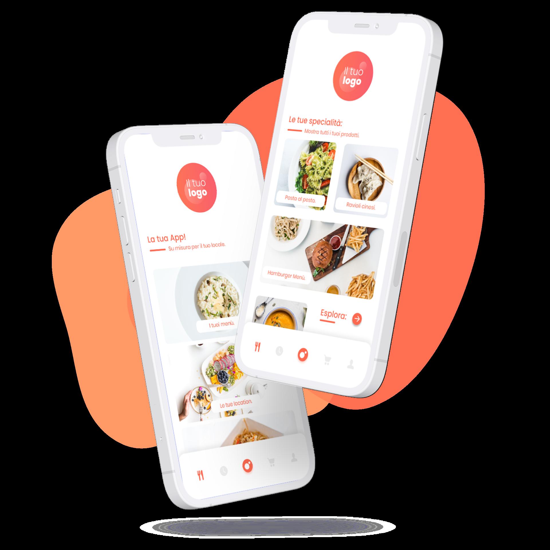 PurplEat app ristorante servizi